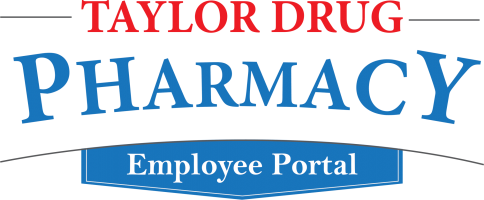 Taylor Drug Employee Portal